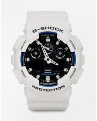 Reloj blanco de G-Shock