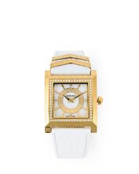 Reloj blanco de Versace
