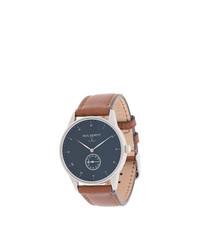 Reloj de cuero marrón de PAUL HEWITT