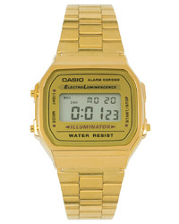 Reloj Dorado de Casio
