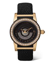 Reloj dorado de de GRISOGONO