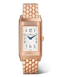 Reloj dorado de Jaeger-LeCoultre