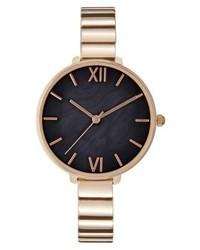 Reloj Dorado de KIOMI