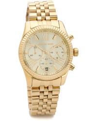 Reloj Dorado de Michael Kors