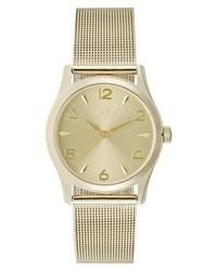 Reloj Dorado de Pilgrim