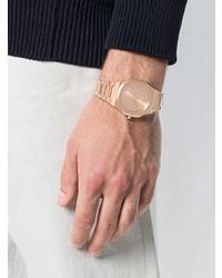 Reloj dorado de D1 Milano