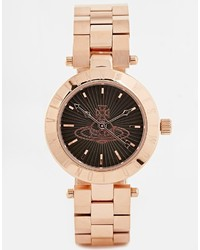 Reloj Dorado de Vivienne Westwood