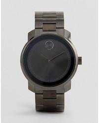 Reloj en gris oscuro de Movado
