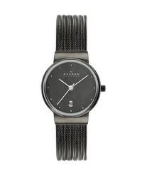 Reloj Gris Oscuro de Skagen