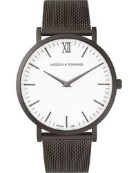 Reloj gris de Larsson & Jennings