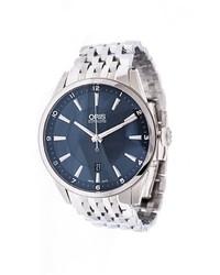 Reloj gris de Oris