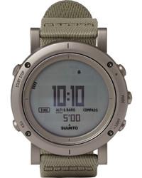 Reloj gris de Suunto