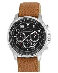 Reloj marrón claro