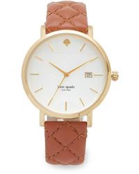 Reloj marrón claro de Kate Spade