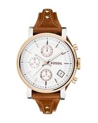 Reloj Marrón de Fossil