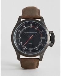 Reloj Marrón de French Connection