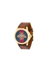 Reloj marrón de Gucci