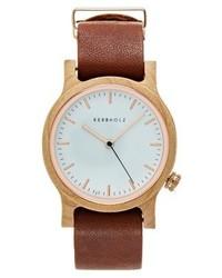 Reloj Marrón de Kerbholz