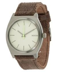 Reloj Marrón de Nixon