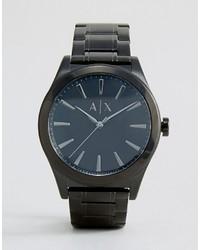 Reloj negro de Armani Exchange