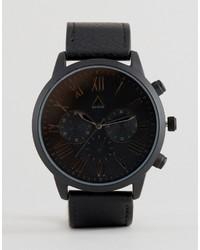 Reloj negro de Asos