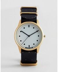 Reloj negro de Hypergrand
