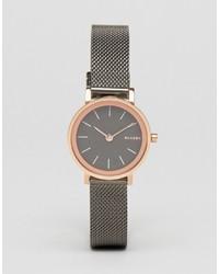 Reloj negro de Skagen