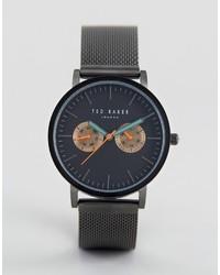Reloj Negro de Ted Baker