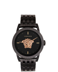 Reloj negro de Versace