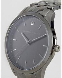 Reloj plateado de Armani Exchange
