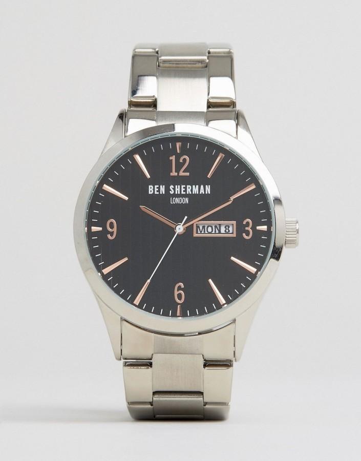 Reloj Plateado de Ben Sherman