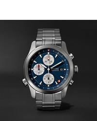 Reloj plateado de Bremont