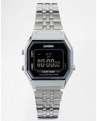 Reloj Plateado de Casio