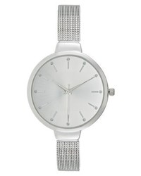 Reloj Plateado de New Look