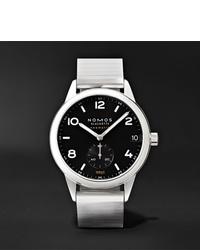 Reloj plateado de NOMOS Glashütte