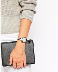 Reloj plateado de Emporio Armani