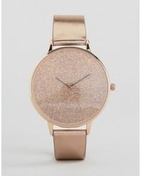 Reloj rosado de Aldo