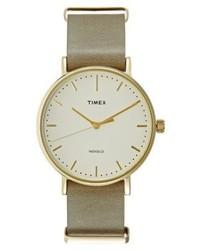 Reloj Verde Menta de Timex