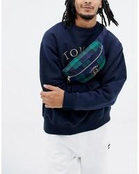Riñonera azul marino de Tommy Jeans