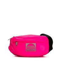 Riñonera de cuero rosa de Marc Jacobs