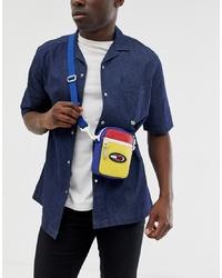Riñonera de lona en multicolor de Tommy Jeans