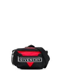 Riñonera de lona negra de Givenchy