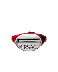 Riñonera en multicolor de Versace