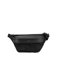 Riñonera negra de Dolce & Gabbana