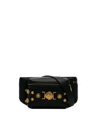 Riñonera negra de Versace