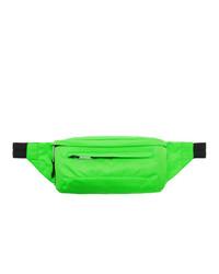 Riñonera verde de Prada