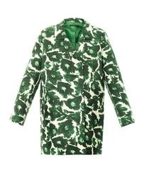 Ropa de abrigo verde