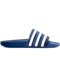 Sandalias azul marino de adidas