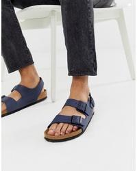 Sandalias azul marino de Birkenstock