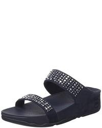 Sandalias azul marino de FitFlop